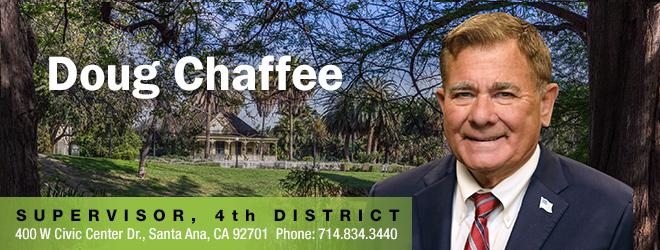 Supervisor Doug Chaffee, Fourth District